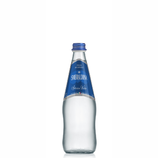 -	Smeraldina glass 500 ml sparkling (20 bottles per case)
