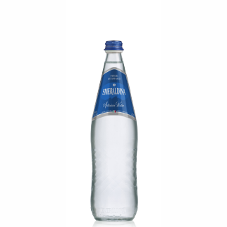Smeraldina glass 750 ml sparkling (12 bottles per case)