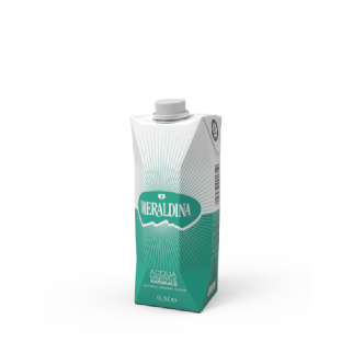 Smealdina Tetrapak 500 ml natural (24 packs per case)